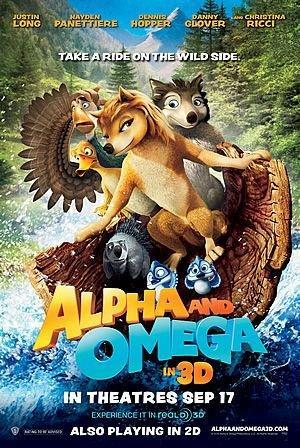 фильм Альфа и Омега: Клыкастая братва 3D онлайн