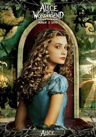 фильм Алиса в стране чудес 3D онлайн